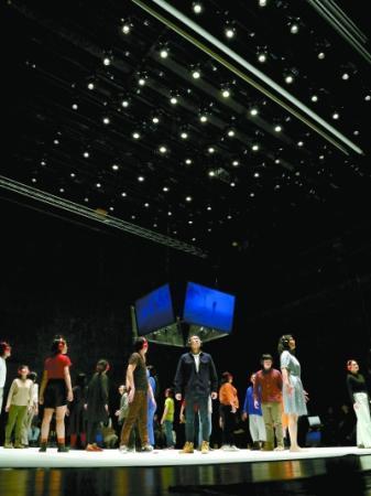 """李建军:剧场里的""""人类学抽样研究"""""""