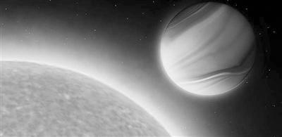英國科學家研究發現系外行星大氣中 水常見但數量低于預期