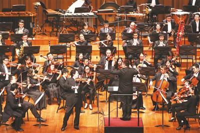 爱好者增多 乐团超70个 中国交响乐风华正茂