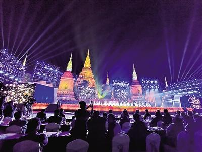 第九届澜沧江—湄公河流域国家文化艺术节开幕