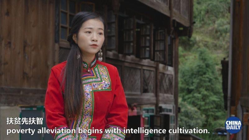"""老外体验""""直播""""卖货:中国精准扶贫还能这么干"""