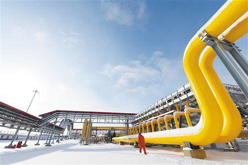 海关全程服务中俄东线天然气管道建设