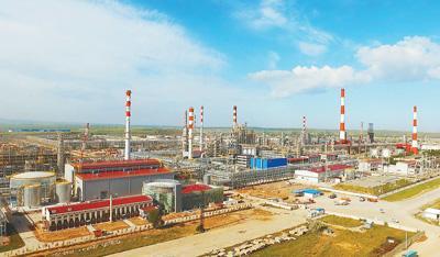 中哈合作改造奇姆肯特炼油厂 发展越来越好
