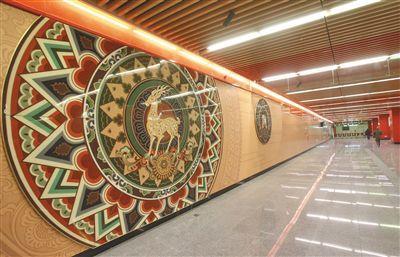 北京這兩條地鐵新線本周六試運營 環球度假區站暫緩開通