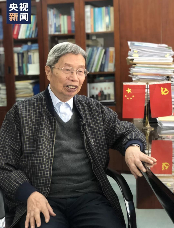 陈俊武:以身许国七十载 一生求索未得闲