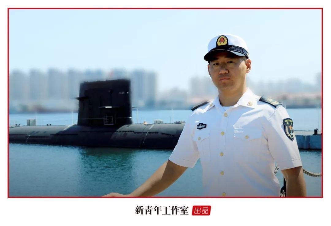 这双眼睛 就是中国潜艇兵的实力