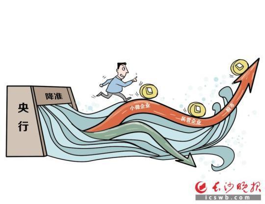 央行新年首次降准:小微民企受惠,理财收益或续跌