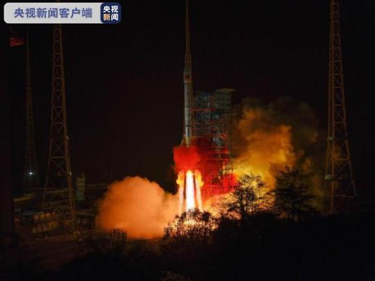 """中国航天的""""超级2020""""正式开启 实施首次火星探测任务"""
