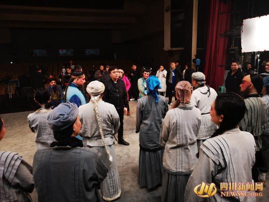 经典川剧《巴山秀才》电影版开拍 拟暑期与观众见面