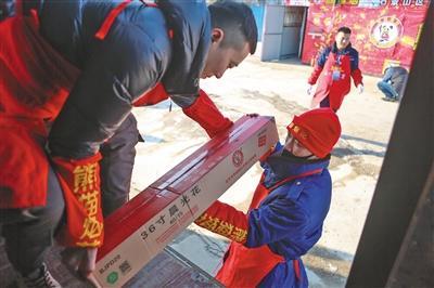 北京:春节花炮周日开售 城六区设两个网点