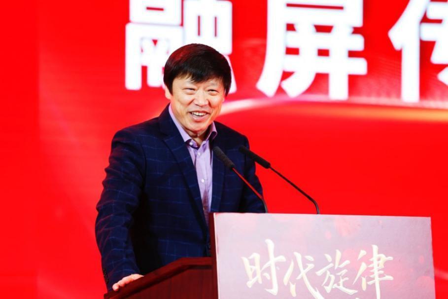 环球时报社总编辑胡锡进致辞