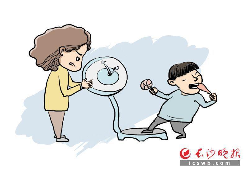 广州助孕萌娃肥胖当防,心理问题更别小觑