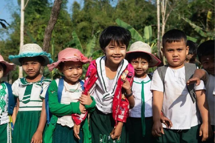 习主席新年首访缅甸,这个独一无二的词再升级!