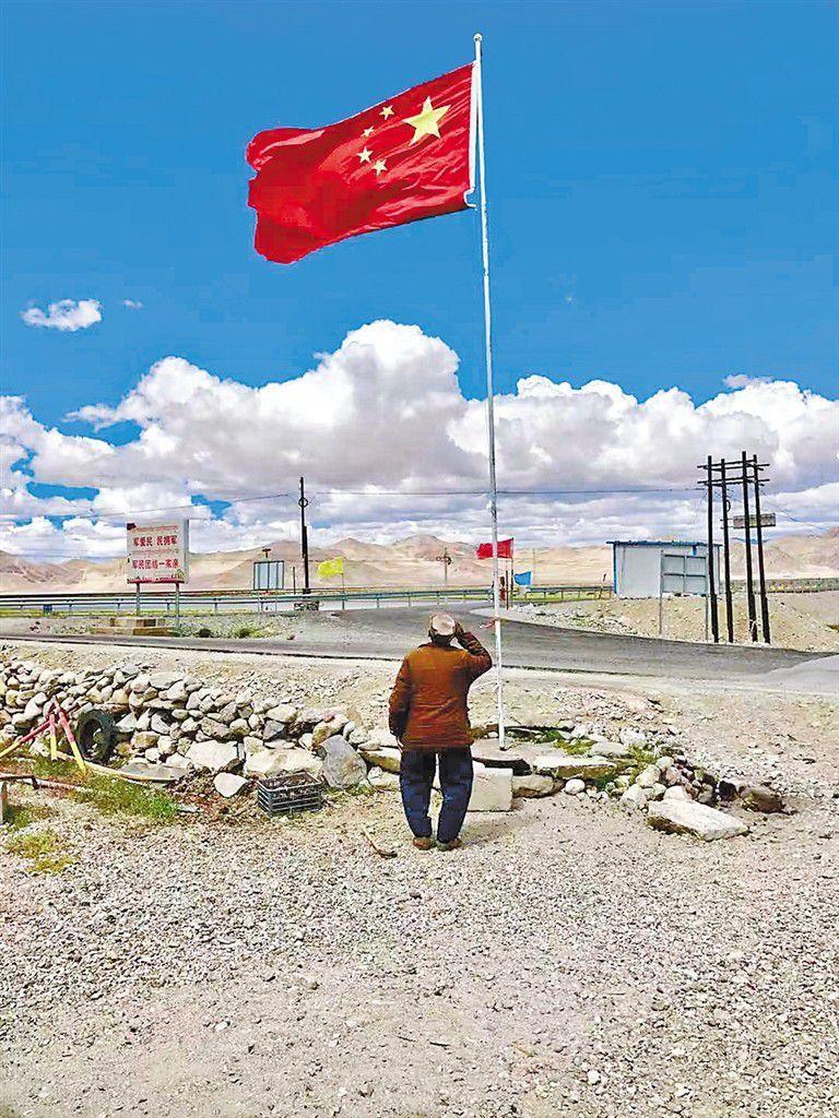 噶尔县白玛吾金:一座桥一个人,三十八年的守护