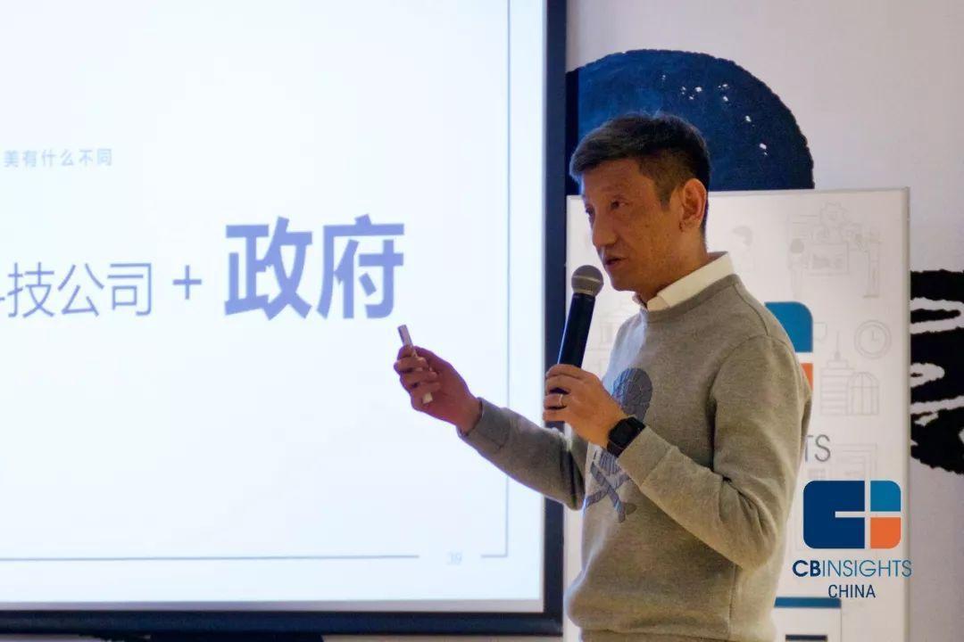 CBInsights中国线下首秀预见2020创投新趋势
