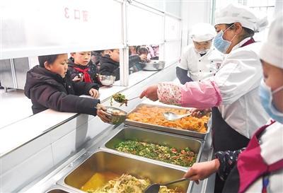 中小学食堂如何能让学生家长满意?