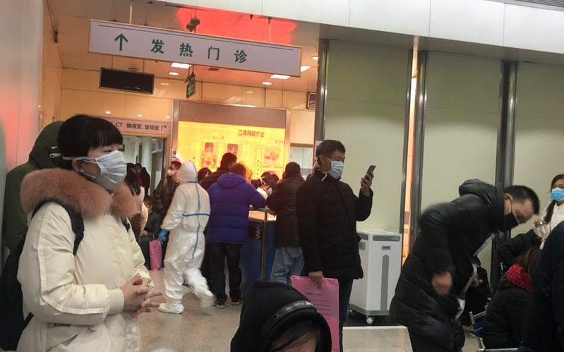 暴风眼中的武汉:这座城市正面临一次巨大的挑战