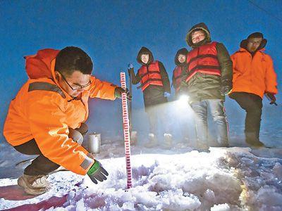 中国基本建成水文站网体系 水文监测站数量12.1万处