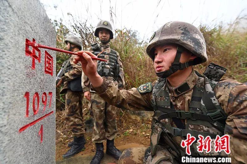 00后戍边战士的春节:守土苦亦乐