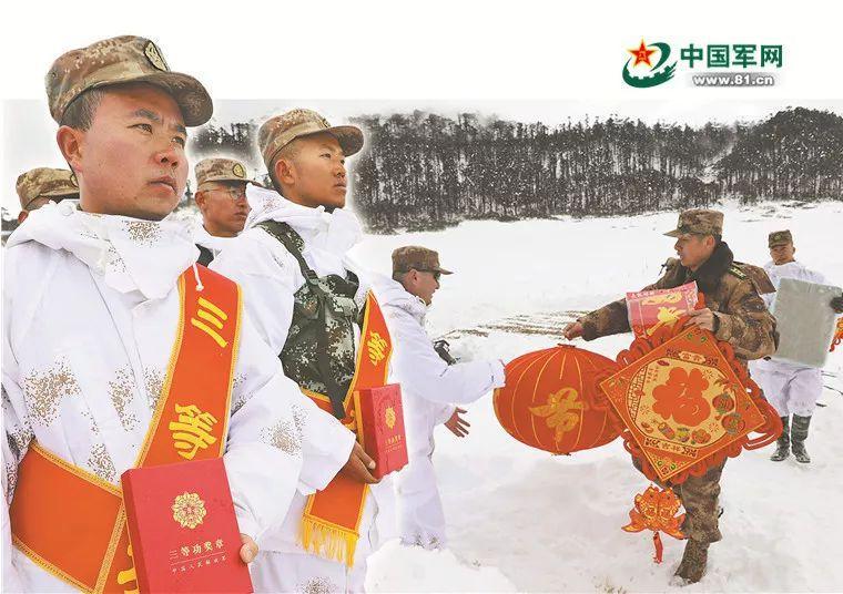 新春走军营:我们走进战位 我们走向战友白鹭林