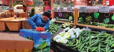 蘭州:超市貨源充足價格平穩