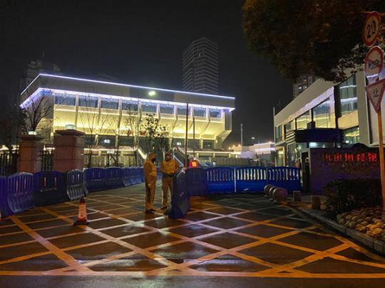 武昌方舱医院负责人:近五百轻症患者中75人已测出核酸阴性