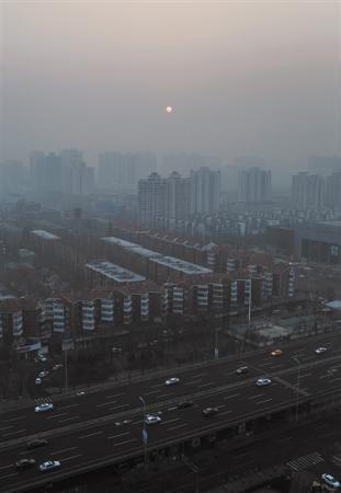 北京今夜起将迎明显雨雪天气 局地有暴雪