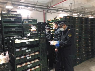 北京近7成大型食品生產企業恢復生產
