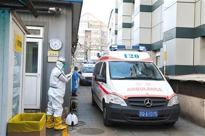 """北京120急救中心洗消组 患者和医护人员的""""护身符""""高州一中"""