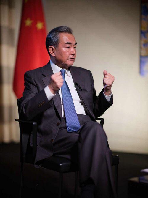 国务委员兼外长王毅接受路透社专访实录