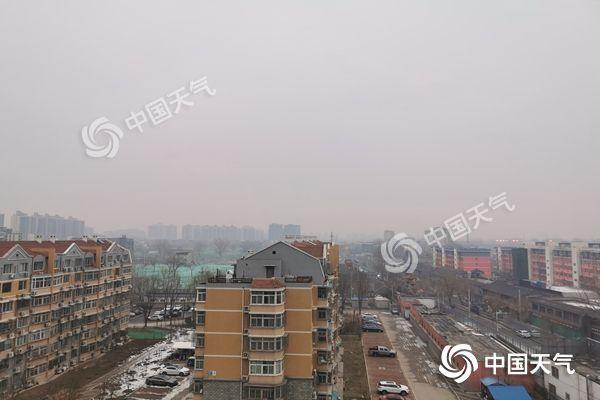 今天北京气温滑落最高温6℃ 山区有零星小雪