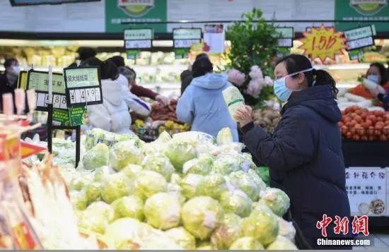 武汉全面封闭小区:如何买菜?去