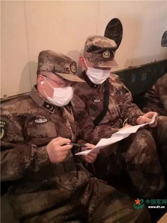 抗击疫情,这是中国军人的战斗效率!-诚信在线下载