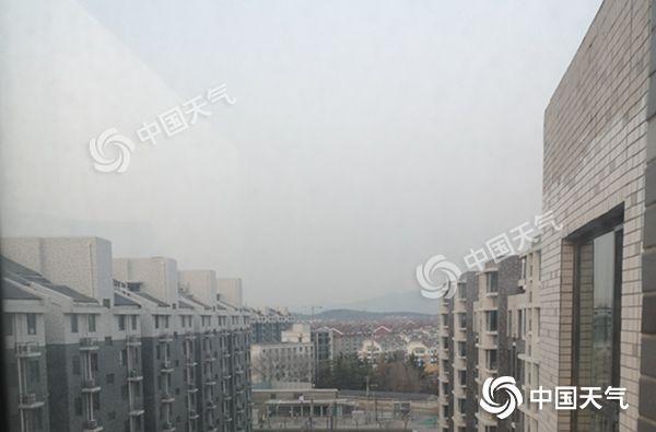 """北京进入""""阴晴""""切换模式 昼夜温差较大"""