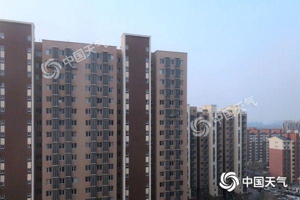 北京今有小雨 明天气温将继续上升