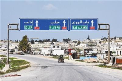 俄罗斯土耳其协议为叙西北部紧张局势降温