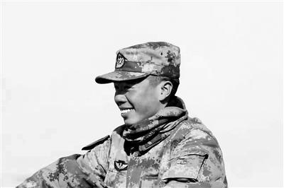 西藏军区某营官兵:守望离天最近的处所