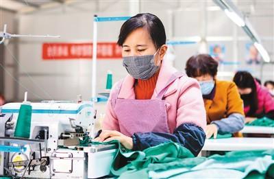 中国稳就业的基础相当稳