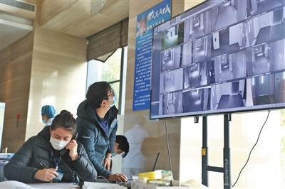 今起北京入境人员会合断绝并核酸检测