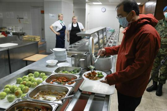 在塞尔维亚,中国专家受重视的不只是建议