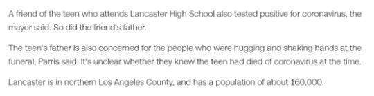 """疑点重重:美国最年轻殒命病例被移出""""殒命名单"""""""