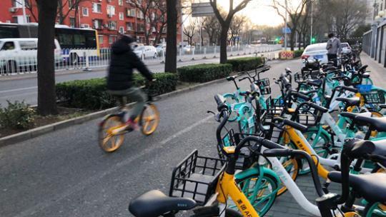 争夺用户 共享单车公司推出各自优惠活动