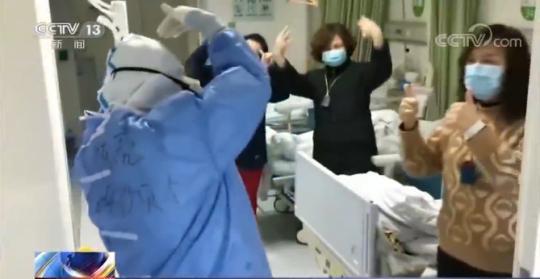 护士长陈亮:站好病区最后一班岗