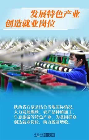 【图说中国经济】各地齐发力!疫情不减中国脱贫攻坚信心
