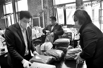 北京:16万套中小学教材陆续寄递到家