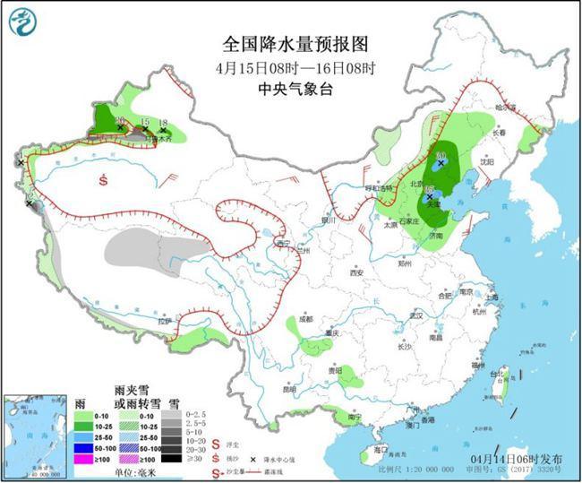 全国大部继续回暖 武汉长沙西安等地冲击30℃