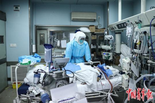 金银潭医院大夫:病人最多的时候整个医院都住满了