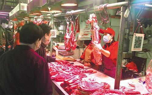 """北京新发地市场调研:保供首都""""餐桌"""",为商户和市民做好服务 它怎么做到的"""