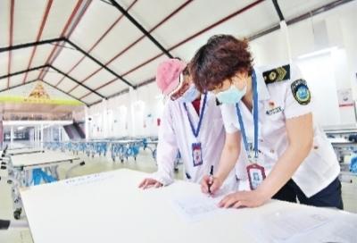武汉初三复学复课准备好了 一个教室只坐20多名学生