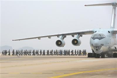中国军队保障力在大战大考中淬火跃升